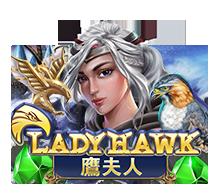 Joker Slot - Lady Hawk