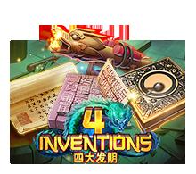Joker Slot - The 4 Inventions